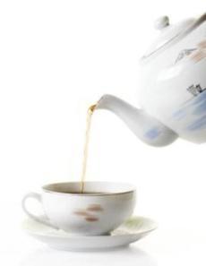 Types of Tea - Teapot