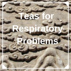 Teas for Respiratory Problems