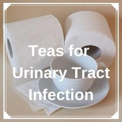 Teas for UTI